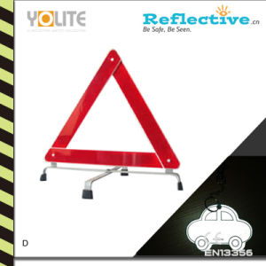 Reflective Warning Triangle pictures & photos