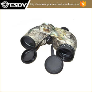 Tactical Gear Military 10X50 Navy Binoculars with Rangefinder Camo Color pictures & photos