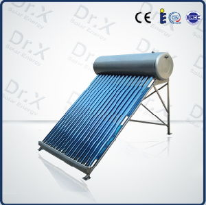 150L Vacuum Tube Solar Water Heater System pictures & photos
