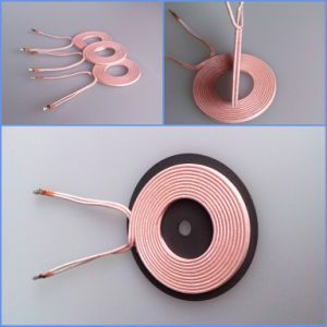 Ustc Wire Coil Wireless Charger Winding Coil