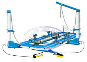 Wld-III Lifting Function Car Auto Body Alignment Bench pictures & photos