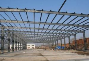 Light Section Steel Structure Workshop pictures & photos