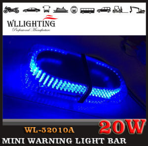 240 LED Beacon Light Bar Emergency Strobe Amber