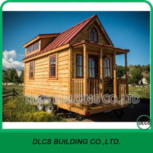 Prefabricated Green Tiny Home on Wheels Container Houses with Wheels Mobile  Cabins Mobile Trailer Houses