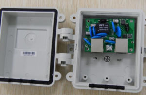 Plastic Housing IP65 Poe Surge Protector pictures & photos