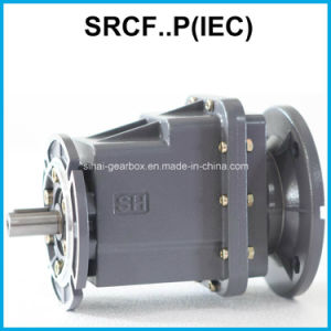 Trc01 Flange Mounted Helical Gear Motor Reducer