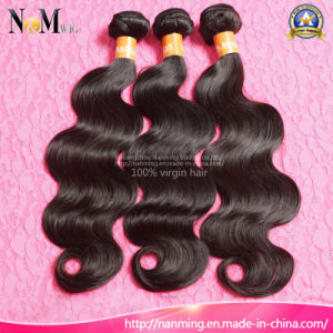 Hair Braid Style Unprocessed Body Wavy Brazilian Virgin Remy Hair Extension pictures & photos