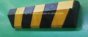 Black and Yellow Rubber Car Stopper pictures & photos