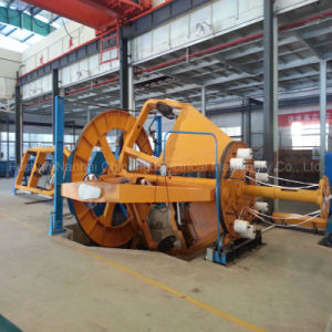 1600/3+2 Wire Cable Laying up Machine pictures & photos