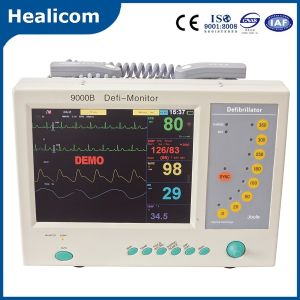 Cheap Hc-9000b Portable Defibrillator Medical Equipment pictures & photos