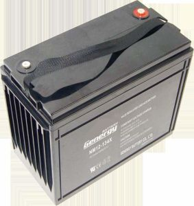12V 134ah VRLA Battery (NM12-134X) for Solar Power System