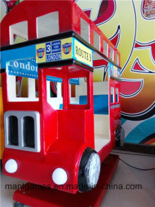 London Bus Kiddie Rides for Sale Coin Operated Game Machine pictures & photos