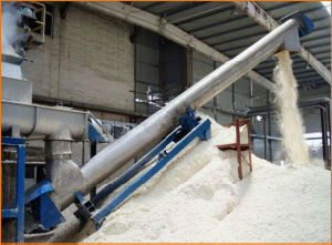 Square Hoppr Auger Conveyor / Screw Conveyor pictures & photos