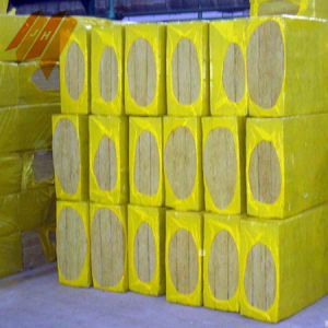 Insulation Materials Fireproof Insulation Rock Wool Board pictures & photos