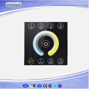 Touch Panel LED Light DMX Master Controller pictures & photos