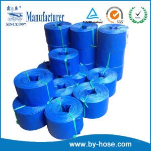 High Quality Water Layflat PVC Hose (one-step extrusion) pictures & photos