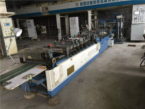 Used Center Press-Seal Automatic Bag Making Machine (WITH DOUL-SERVO DRIVE SYSTEM)