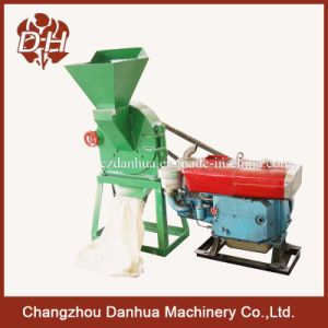 Maize Grinding Hammer Mill in Agricultural Processing Machine