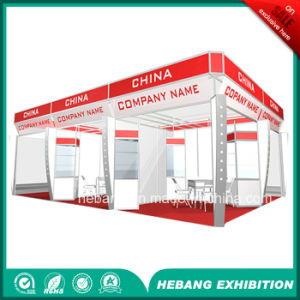Hb-L00060 3X3 Aluminum Exhibition Booth pictures & photos