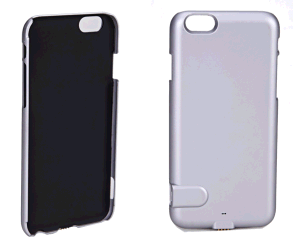 Super Slim Portable Power Bank Case 1500mAh for iPhone 6