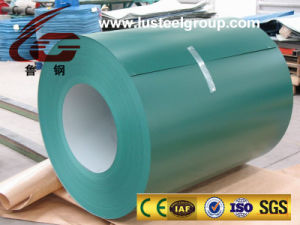 High Quality Cold Rolled Color Coated Steel Coil in Shandong China