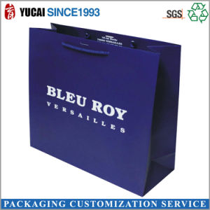 Paper Shopping Bag Clothing Packaging Bag pictures & photos