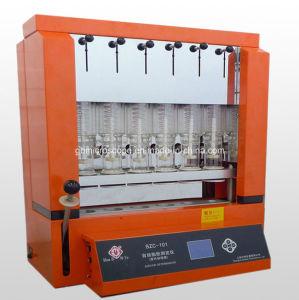 China Automatic Soxhlet Extraction Crude Fat Derterminator /Fat Analyzer -  China Fat Deternimator, Fat Analyzer