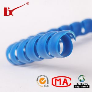 Good Tensile Strength Flexible Spiral Guard for Hydraulic Hose pictures & photos