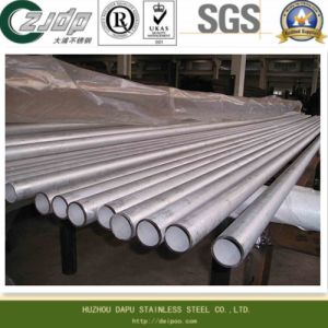 ASTM 304 316 Stainless Steel Seamless Pipe pictures & photos
