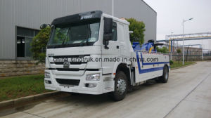 Professional Supply Isuzu Street Wrecker Towing Truck of 15tons pictures & photos