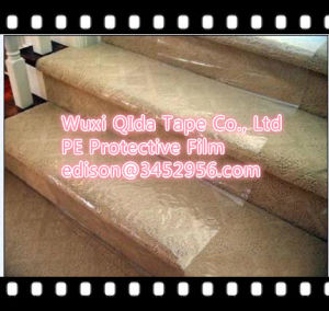 Surface Protective Film for Carpet pictures & photos