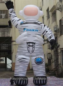 Customized Inflatable Cartoon Astronaut for Promotion