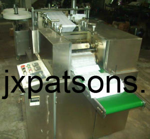 Alcohol Wet Tissue Folding Machines pictures & photos