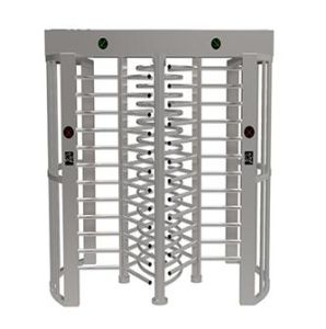 Optical, Electronic Security Access Control Turnstile Light Alarm Function for Residential Ce