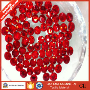 2016 Tailian Best Quality Half Round Hot Fix Pearl, ABS Half Pearl Hotfix pictures & photos