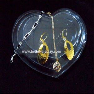 Wholesale Frosted Acrylic Earring Display pictures & photos