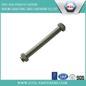 Stainless Steel Full Threaded Bolt/Thread Rod with Nuts pictures & photos