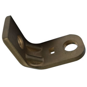 Precision Copper Stamping Part of Metal Bracket pictures & photos