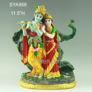 Wholesale Resin Religious Crafts Hindu God Statues