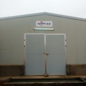 Steel Poultry House with Full Equipment for One Stop pictures & photos
