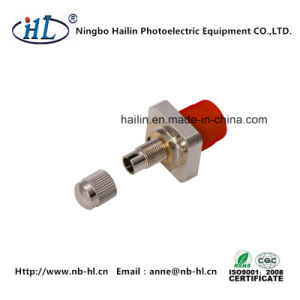 FC-DIN mm Fiber Optic Adapter Good Repeatability pictures & photos