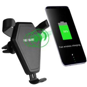 New Arrival Portable Power Bank Qi Wireless Charger Fast Charging Stand