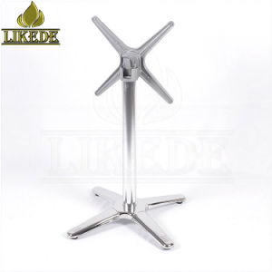 6239f8d1219 China Hot Sale Foldable Restaurant Coffee Table Base 304  Stainless ...