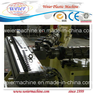 Ce Certificate PVC Wide Floor Extrusion Line pictures & photos