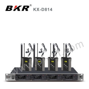 Kx-D814 Four Channel Conference Microphone System pictures & photos