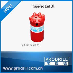 High Quality Taper Drill Bit pictures & photos
