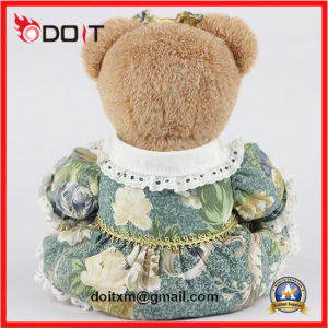 Girl Bear Classic Teddy Bear Vintage Teddy Bear with Headband pictures & photos