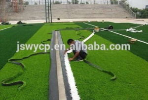 Landscape Decoration Leisure Synthetic Turf for Garden Wy-01