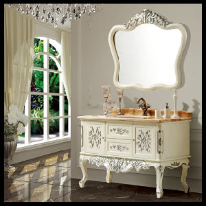 Discount Hot Sale China Luxury Antique Bathroom Cabinet