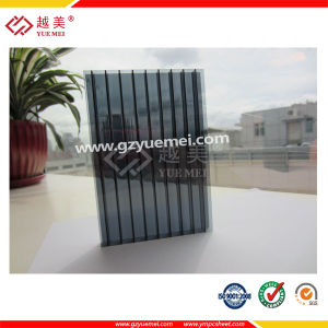 Clear UV Protection Twin Wall PC Hollow Sheets/Board 148 pictures & photos
